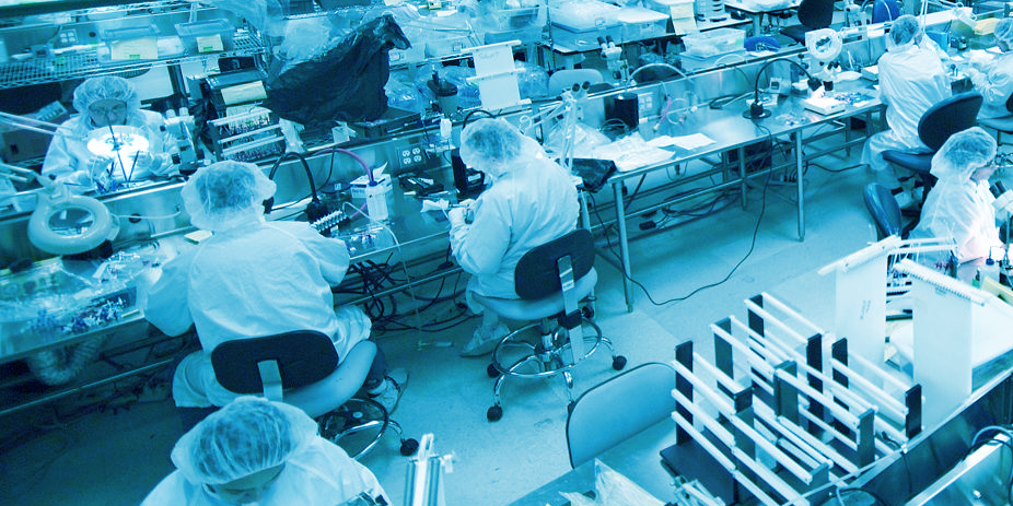 Medical Device Manufacturing – A Charsky Group Specialty